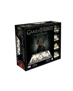 4D Cityscape HBO Game of Thrones Westeros Puzzle (New)