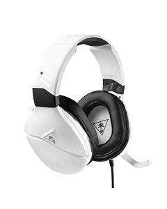 Turtle Beach Recon 200 White Amplified Gaming Headset (Xbox One / PS4 / PC / Switch) (New)