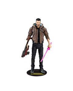 McFarlane Toys 13502-2 Cyberpunk 2077 V Male V 2077-18cm Action Figure (New)