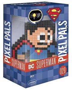 Pixel Pals DC Comics Superman Collectible Lighted Figure (New)