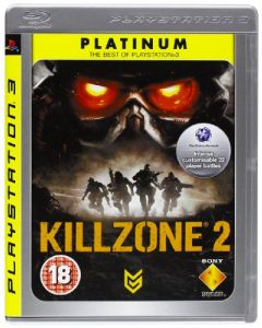 Killzone 2 - Platinum Edition (PS3) (New)