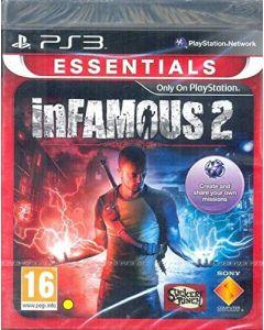 Infamous 2 (Essentials) (PS3) (New)