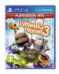 LittleBigPlanet 3 (PlayStation Hits) (PS4) (New)