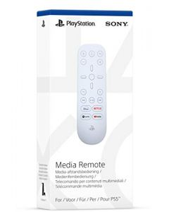 PlayStation 5 Media Remote (New)