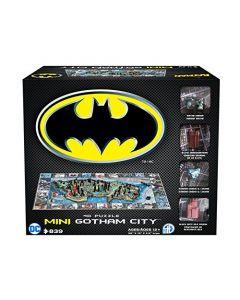 4D Mini Batman Gotham City  (New)