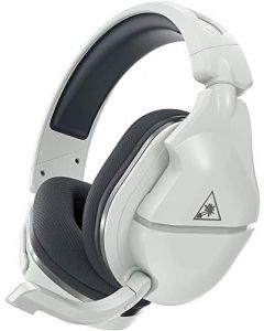 Turtle Beach Stealth 600 White Gen 2 Wireless Gaming Headset for PS4 and PS5 (New)