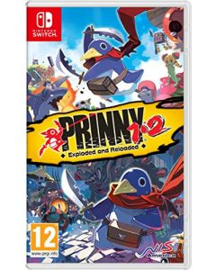 Prinny 1.2: Exploded and Reloaded Just Desserts Edition (Switch) (New)