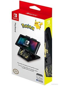 HORI PlayStand (Pikachu Black & Gold) for Nintendo Switch (New)