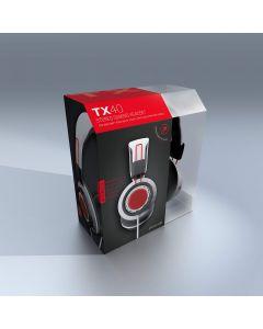 TX-40 Stereo Gaming & Go Headset (Multi Format) (White) (New)