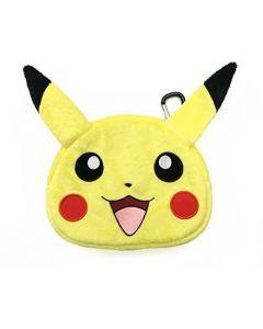 Hori Pikachu Plush Pouch - Case for Nintendo 3DS (New)