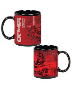 Star Wars Episode VII Mug Kylo Ren Battle Ready (New)