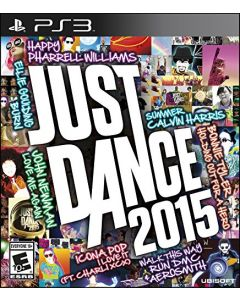 Just Dance 2015 (PS3) (New)