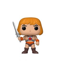 Funko 47748 POP Animation: Masters of the Universe-He-Man Collectible Toy, Multicolour (New)