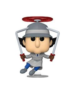 Funko 49269 POP Animation Inspector Gadget Flying Collectible Toy, Multicolour (New)