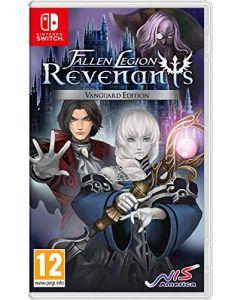 Fallen Legion Revenants Vanguard Edition  (Switch) (New)
