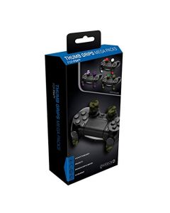 Gioteck PS4 Thumb Grips Mega Pack (PS4) (New)