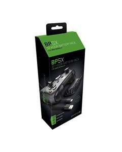 Gioteck Xbox Series X 32 Hour LED Battery Pack (New)