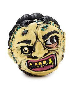 "Texas Chainsaw Massacre 4"" Madballs Horrorballs, Leatherface (New)"