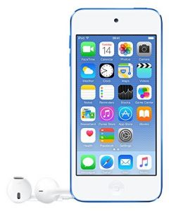 Apple MKWP2BT/A 128 GB iPod Touch - Blue (New)