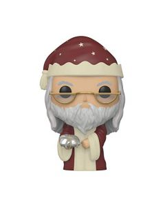 Funko 51155 POP Harry Potter: Holiday-Albus Dumbledore S11 Collectible Toy, Multicolour (New)