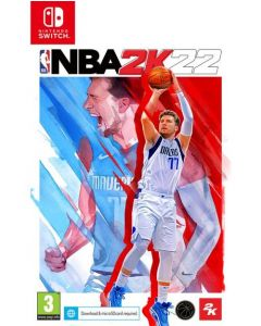 NBA 2K22 (Switch) (New)