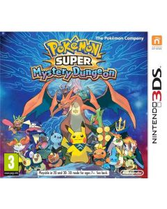 Pokemon Super Mystery Dungeon (3DS) (New)
