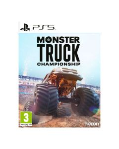 Monster Truck Championship (PS5) (New)
