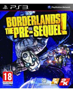Borderlands The Pre-Sequel (PS3) (New)