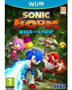 Sonic Boom: Rise of Lyric (Wii U) (New)
