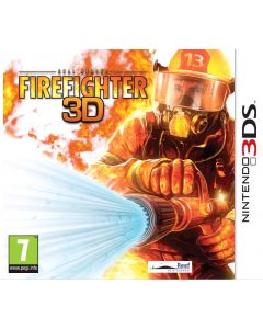Real Heroes: Firefighter 3D (3DS) (New)