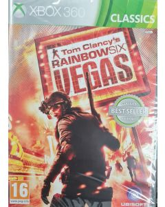 Rainbow Six: Vegas - Classics Edition (Xbox 360) (New)