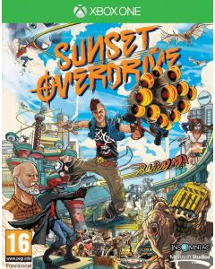 Sunset Overdrive (Xbox One) (New)