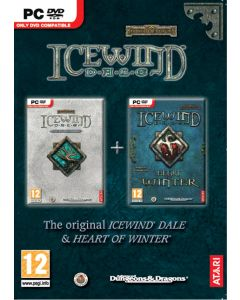 Icewind Dale Compilation  (PC DVD) (New)