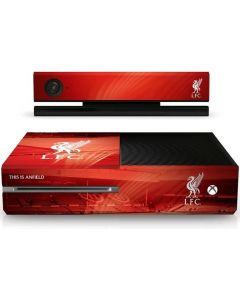 Official Liverpool FC - Xbox One (Console) Skin  (Xbox One) (New)