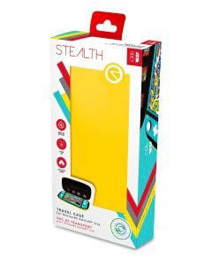 STEALTH SL-01YEL Travel Case (Yellow) (Switch Lite)