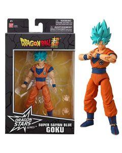 Dragon Ball 36780 Bandai Dragon Stars 17cm Anime Figure-Super Saiyan Blue Goku (Version 2) (New)