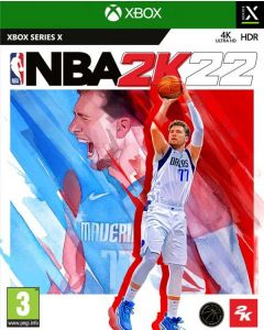 NBA 2K22 (Xbox Series X) (New)