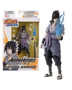 Anime Heroes 36902 Naruto 15cm Uchiha Sasuke-Action Figures (New)