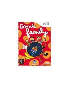 Cosmic Family (Wii) (New)