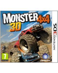 Monster 4x4 (Nintendo 3DS) (New)