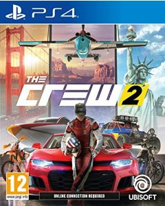 The Crew 2 (PS4) (New)