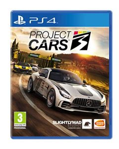 Project Cars 3 (PS4) (New)