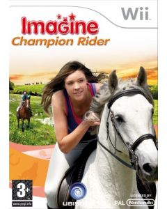 Imagine: Champion Rider (Wii) (New)