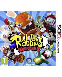 Rabbids Rumble (Nintendo 3DS) (New)