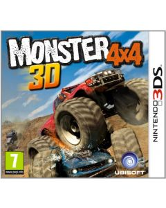 Monster 4x4 (Nintendo 3DS) (New)