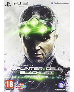 Tom Clancy's Splinter Cell: Blacklist - Ultimatum Edition (PS3) (PS2) (New)
