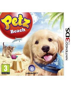 Petz Beach (Nintendo 3DS) (New)