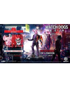 Watch Dogs: Legion - Resistant Of London Statue (New)