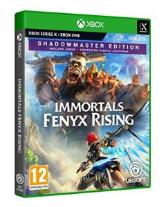 Immortals Fenyx Rising - Shadowmaster Edition (Xbox One/Series X) (New)