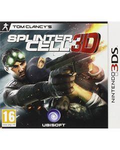 Tom Clancy's Splinter Cell 3D /3DS (New)